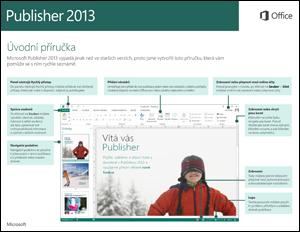 Publisher 2013 – úvodní příručka