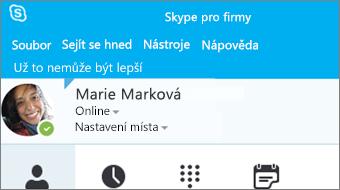 Začínáme se Skypem pro firmy 2016