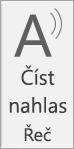 Ikona Číst nahlas