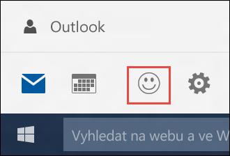 Zpětná vazba z Windows