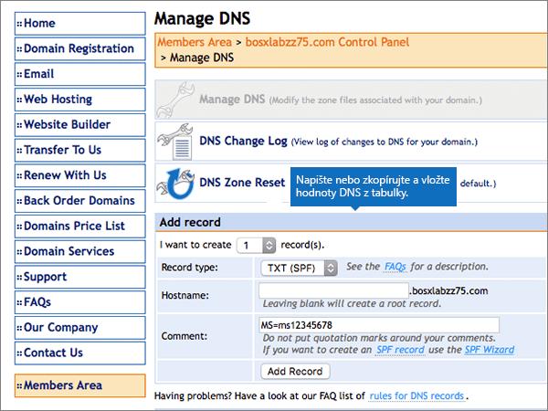 DomainMonster-doporučených postupů – ověření-1-1
