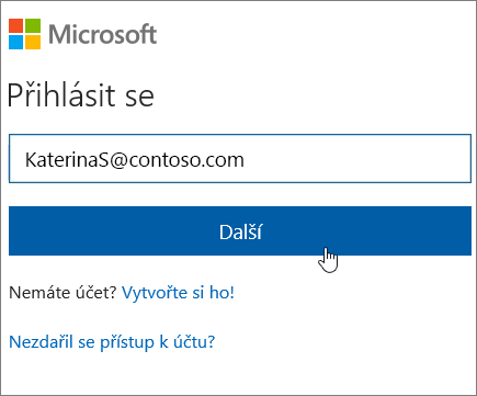 SharePoint Online Sign in