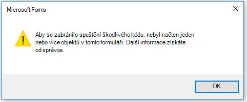 Chyba Outlooku
