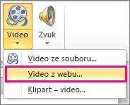 Video z webu