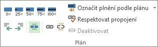 Obrázek tlačítka Rozdělit úkol na kartě Úkol
