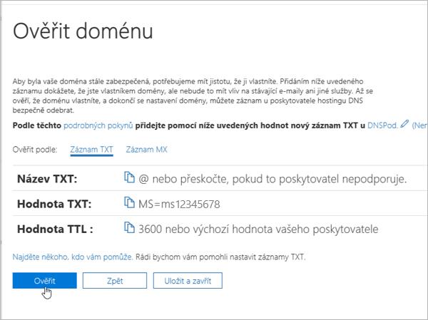 V Office 365_C3_20176279953 ověřte Domainnameshop