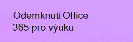 Kurzy k Office 365