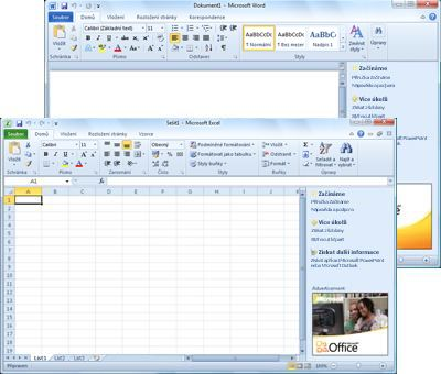 Word Starter a Excel Starter