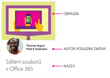 Karta obsahu Delvu pro Android