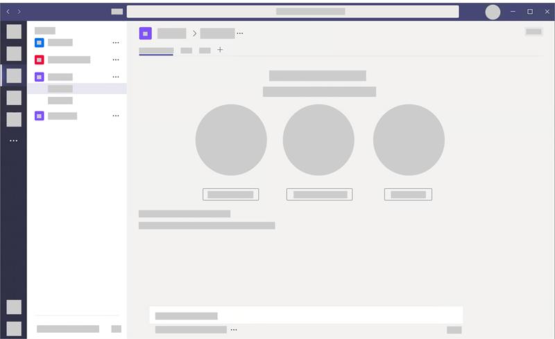Obrázek obrázku v Teams