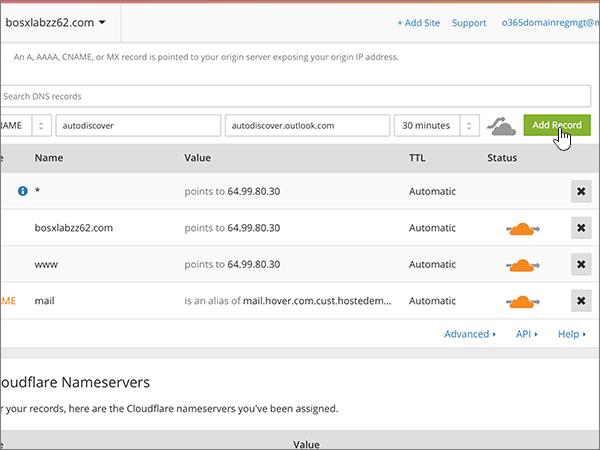 Cloudflare – doporučených postupů – konfigurace 3-2