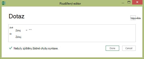 Rozšířený editor2