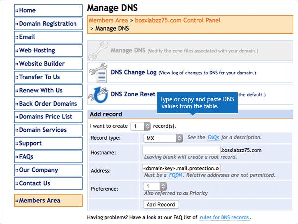 DomainMonster-doporučených postupů – konfigurace-2-1