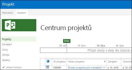 Centrum projektů s bulharština