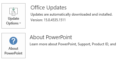 Office 2013 click to run edition