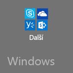 Další aplikace Office pro Windows Mobile