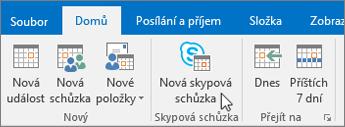Skype pro firmy – naplánování schůzky
