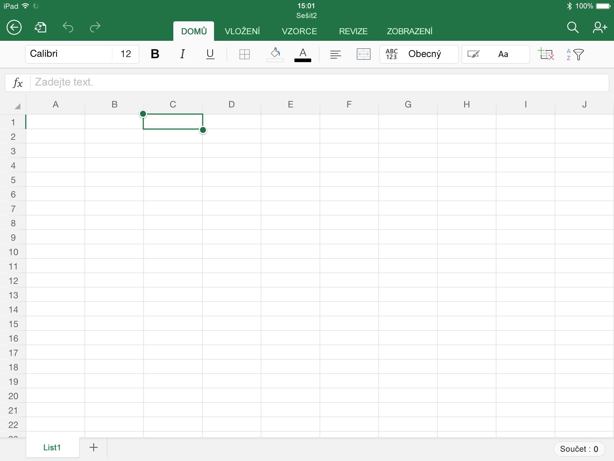 iPad – testovací obrázek bez popisků NA ŠÍŘKU