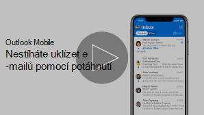 Miniatura pro video Potáhnutí prstem doprava – přehrajte kliknutím