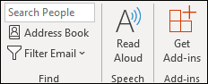 Outlook 2016 úložiště