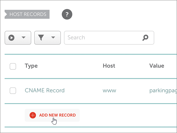 Namecheap – doporučených postupů konfigurace-1-5