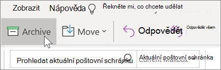 Archivace e-mailu