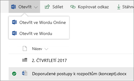 SPO_OtevřítKnihovnuDokumentů