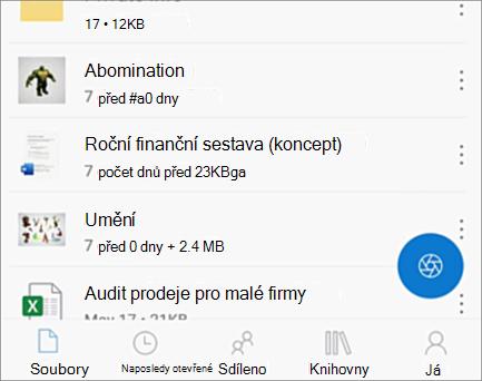 OneDrive pro iOS