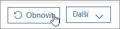 Obnovení uživatele v Office 365