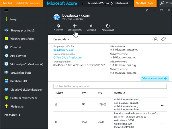 Azure doporučených postupů – konfigurace-1-3