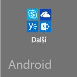 Jiné aplikace Office pro Android
