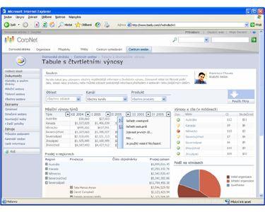 integrace office excelu 2007 s prohlížečem