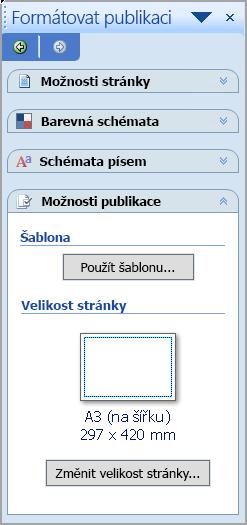 Formát publikace