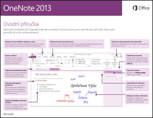 OneNote 2013 – úvodní příručka