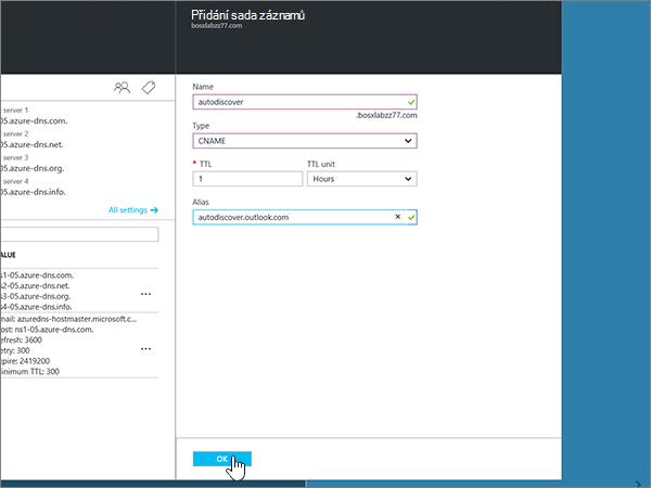 Azure – doporučených postupů – konfigurace 3-2