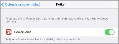 Access fotky
