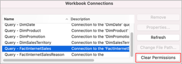 Odebrání uložených přihlašovacích údajů pro datové připojení na Macu