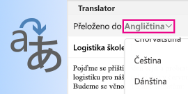 Translator pro Outlook pro Mac
