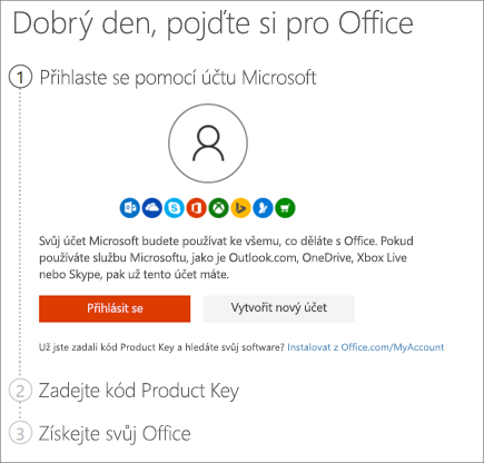 get outlook 2016 product key