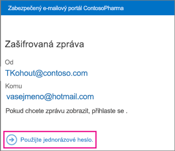 Jednorázové heslo