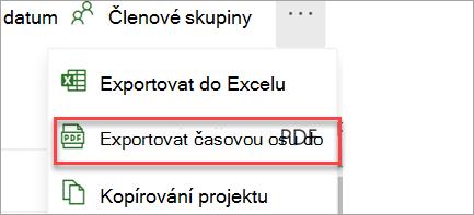 Export do PDF