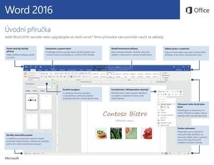 Word 2016 – úvodní příručka (Windows)