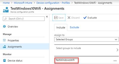 Technologie Windows WiFi