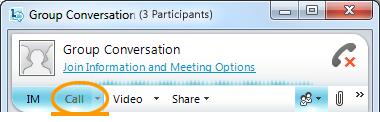 Aplikace Communicator
