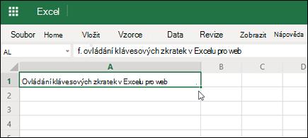 Excel pro web s v vložením hypertextového odkazu