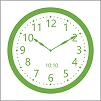 Analogový hodin