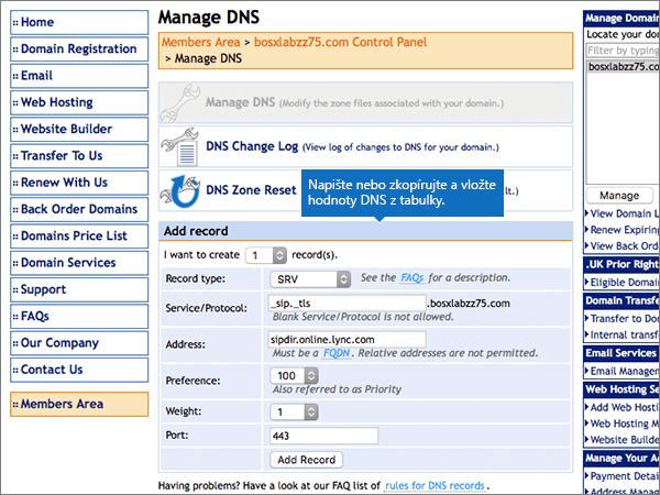 DomainMonster-doporučených postupů konfigurace-5-1