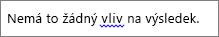 Možná gramatická chyba označená modrou vlnovkou