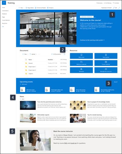 Obrázek školicích webů