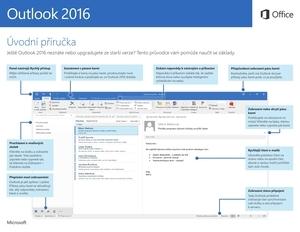 Outlook 2016 – úvodní příručka (Windows)